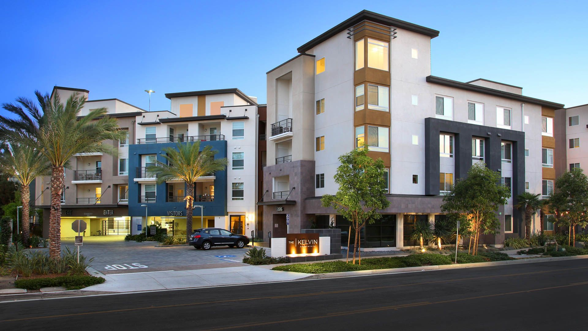 Irvine Apartments San Diego