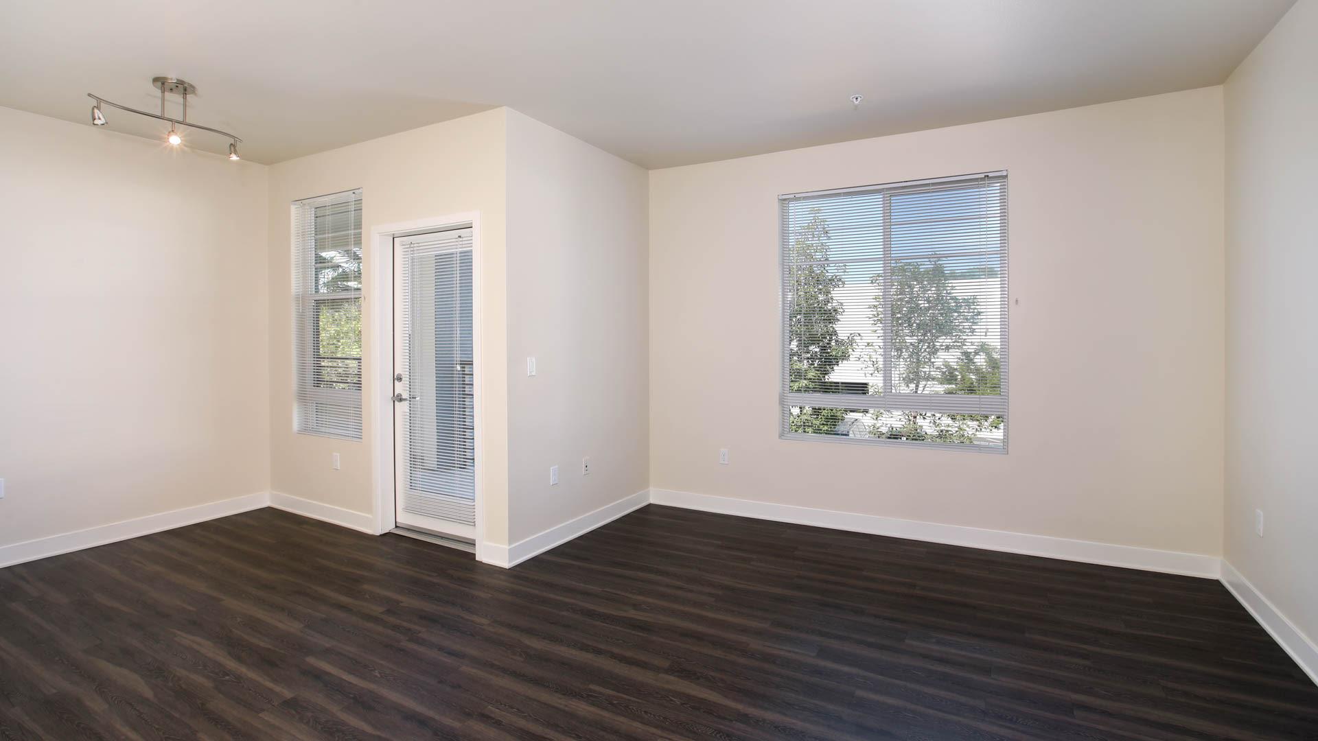 The Kelvin Apartments - Living Area