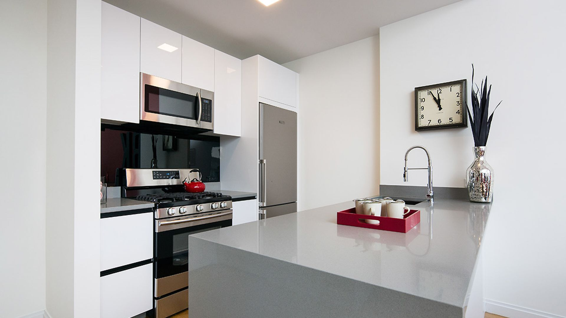 Atelier Apartments - Kitchen