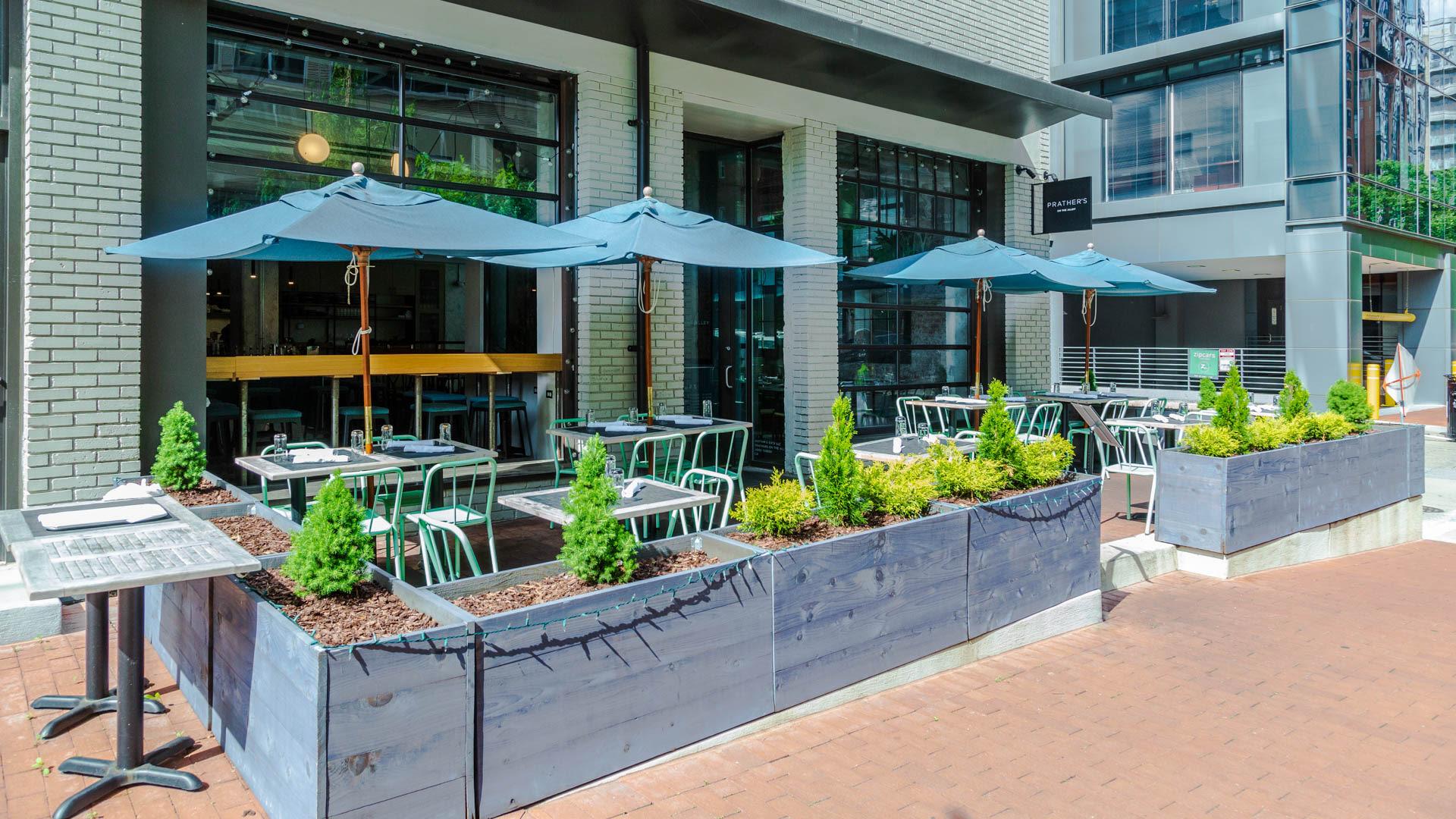 455 Eye Street Apartments - In-building Retail