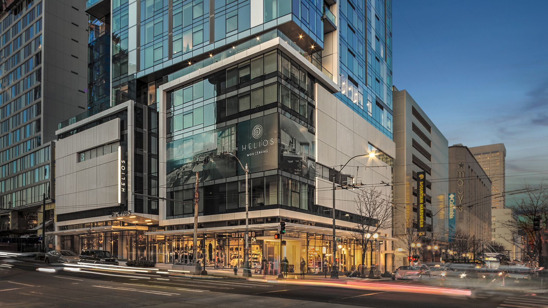 Helios apartments now leasing in downtown seattle - Best apartments in seattle ...