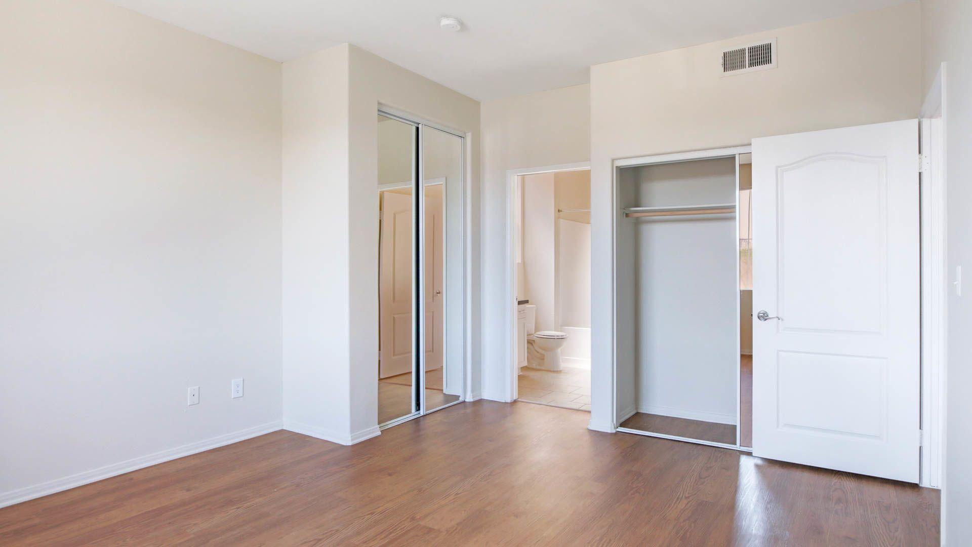 Westside on Beloit Apartments - Bedroom