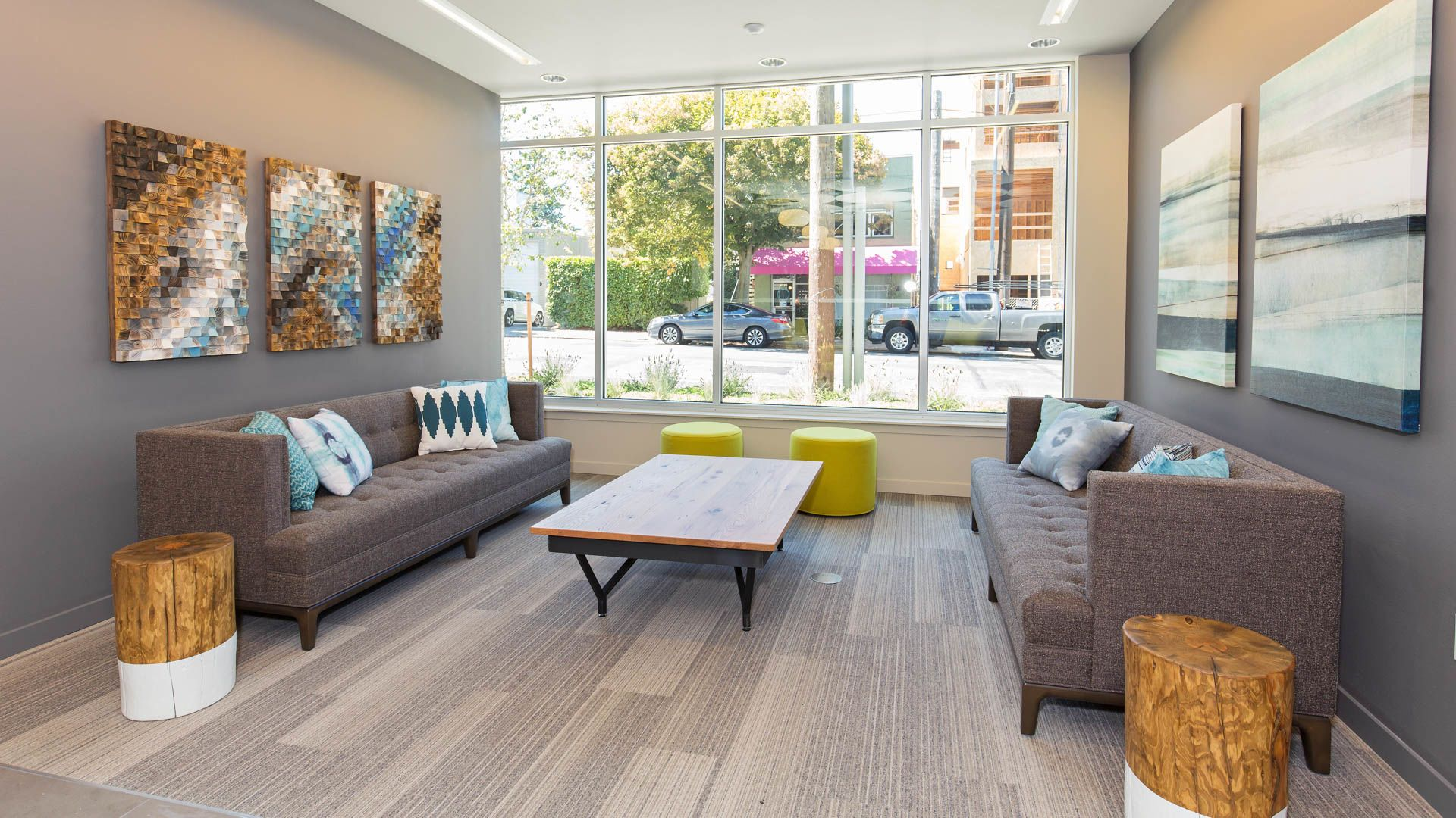 Springline Apartments - Lobby