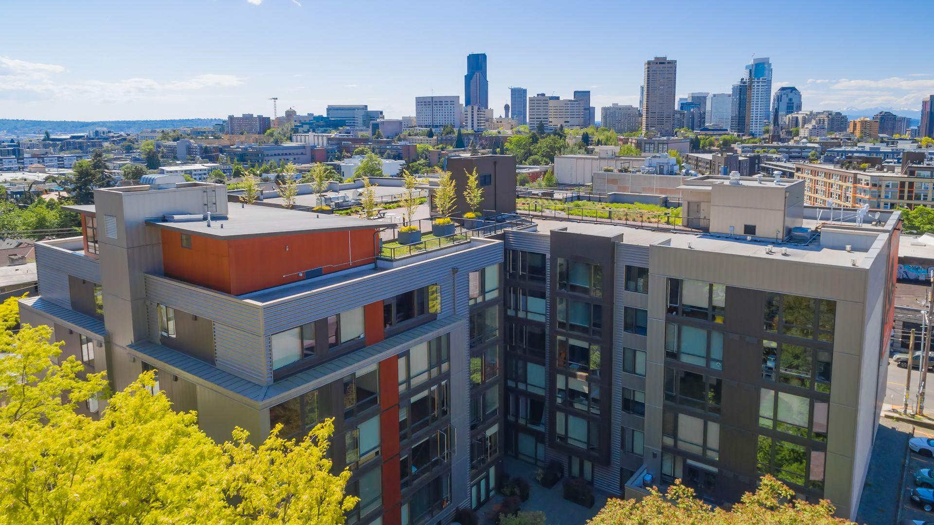 Chloe Apartments - Building Exterior