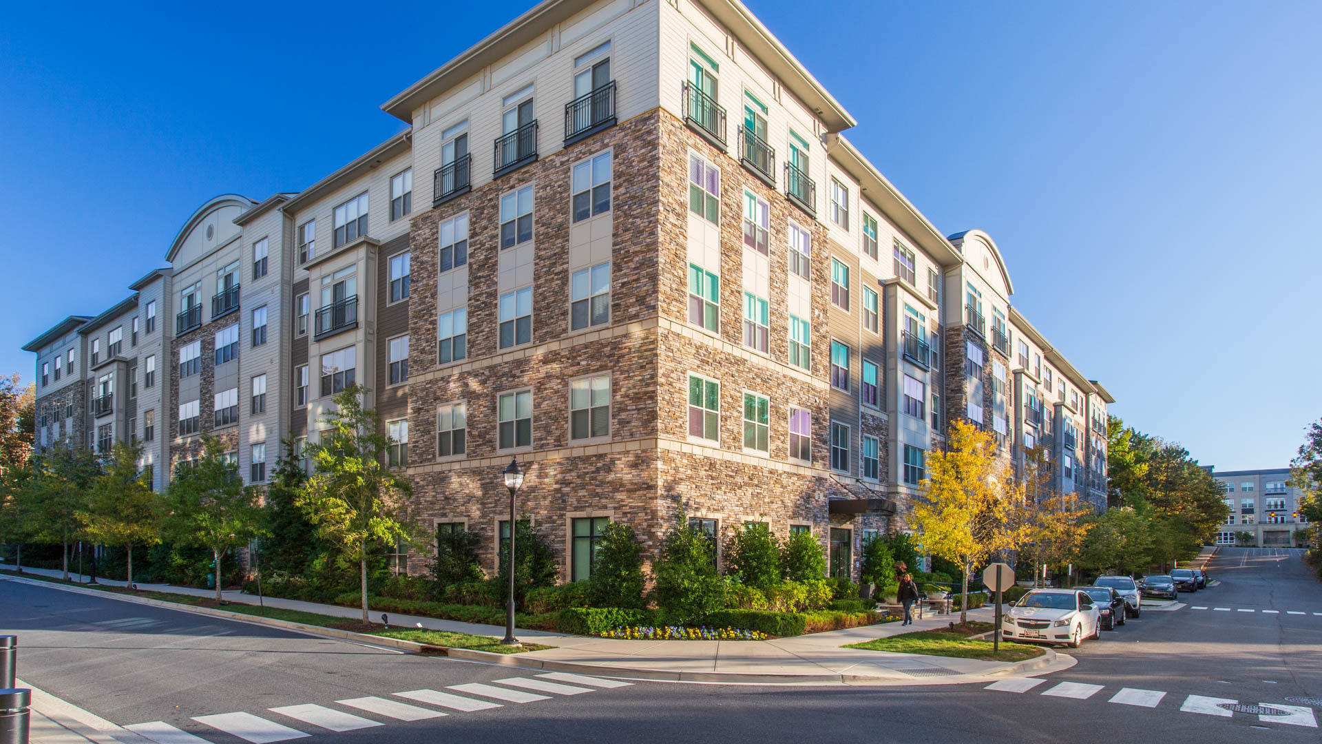 Axis at Shady Grove Apartments - Exterior