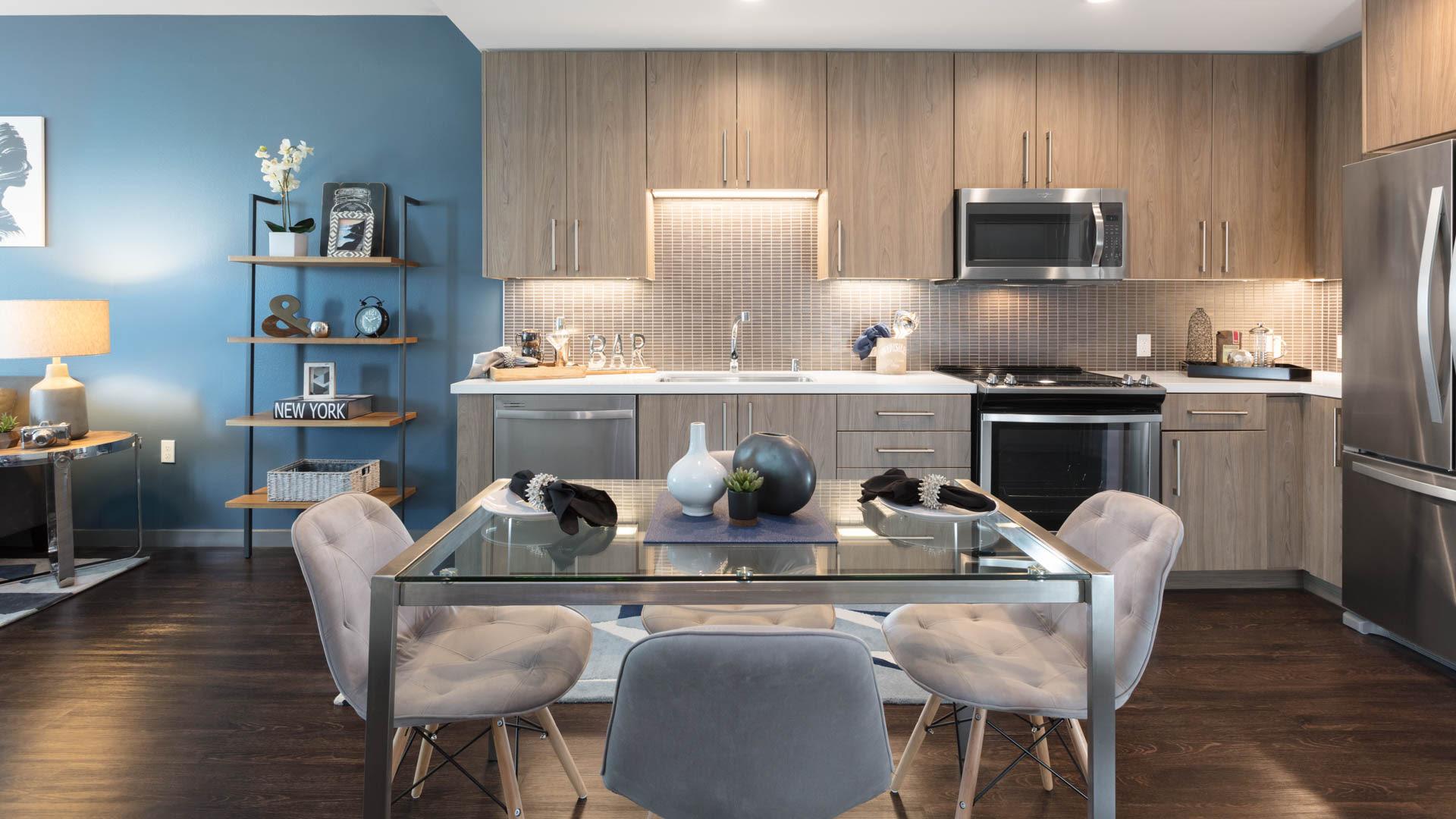 The Lex Apartments - Kitchen