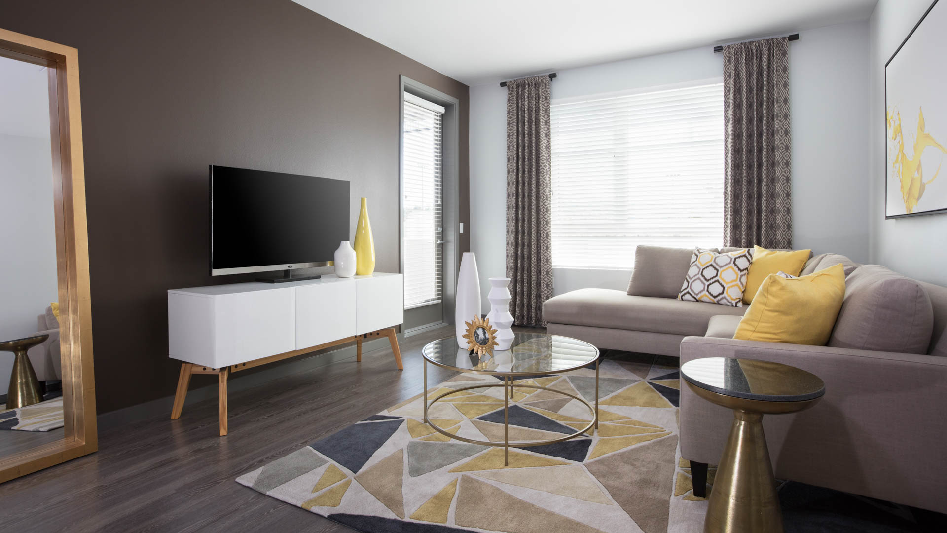 The Lex Apartments - Living Area