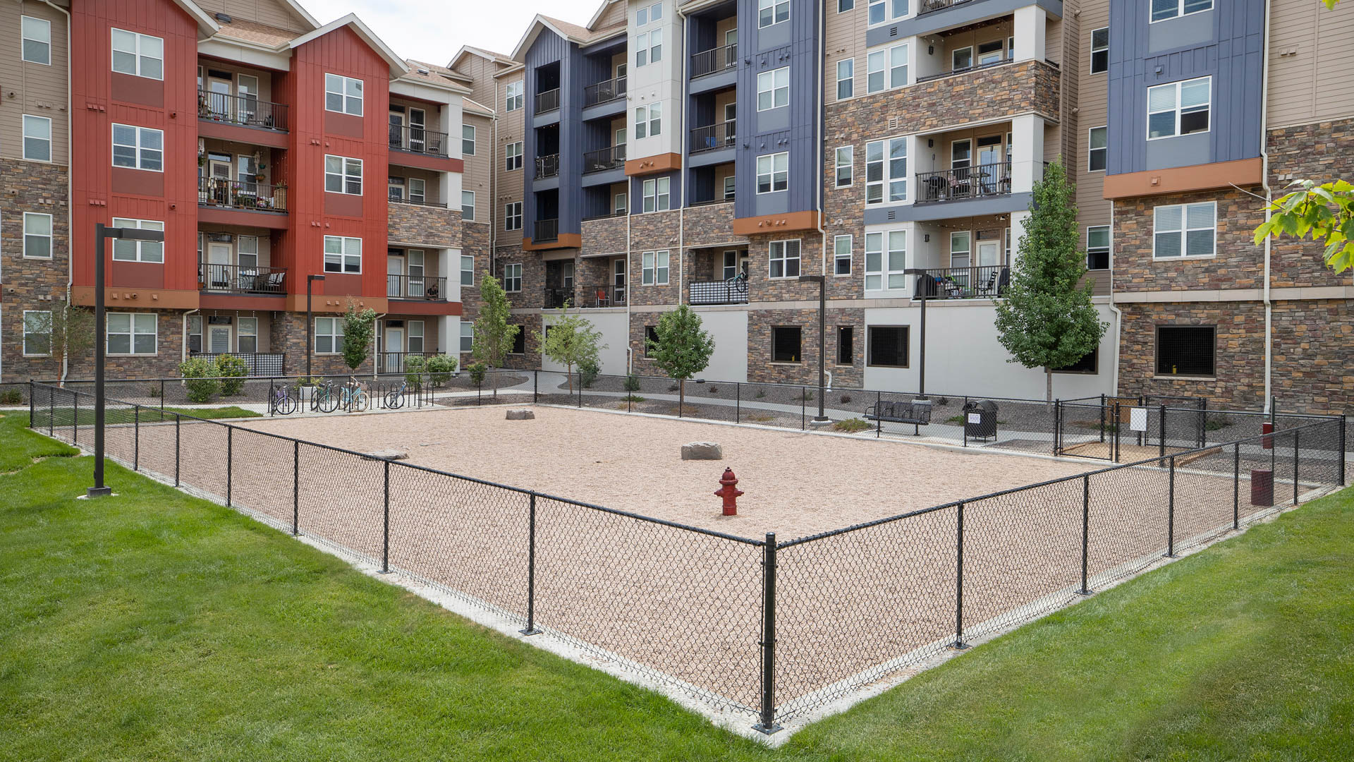 The Brodie Apartments - On-Site Dog Park