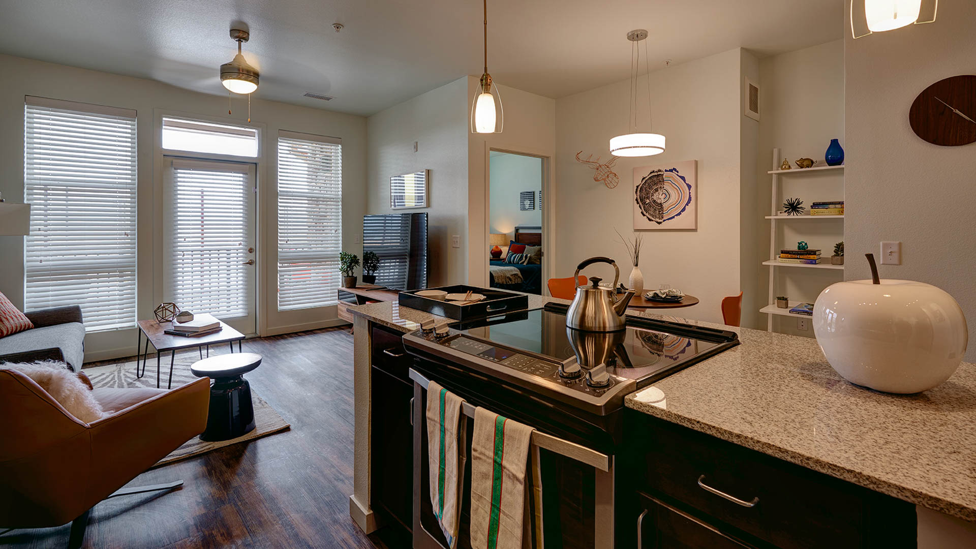 The Brodie Apartments - Kitchen