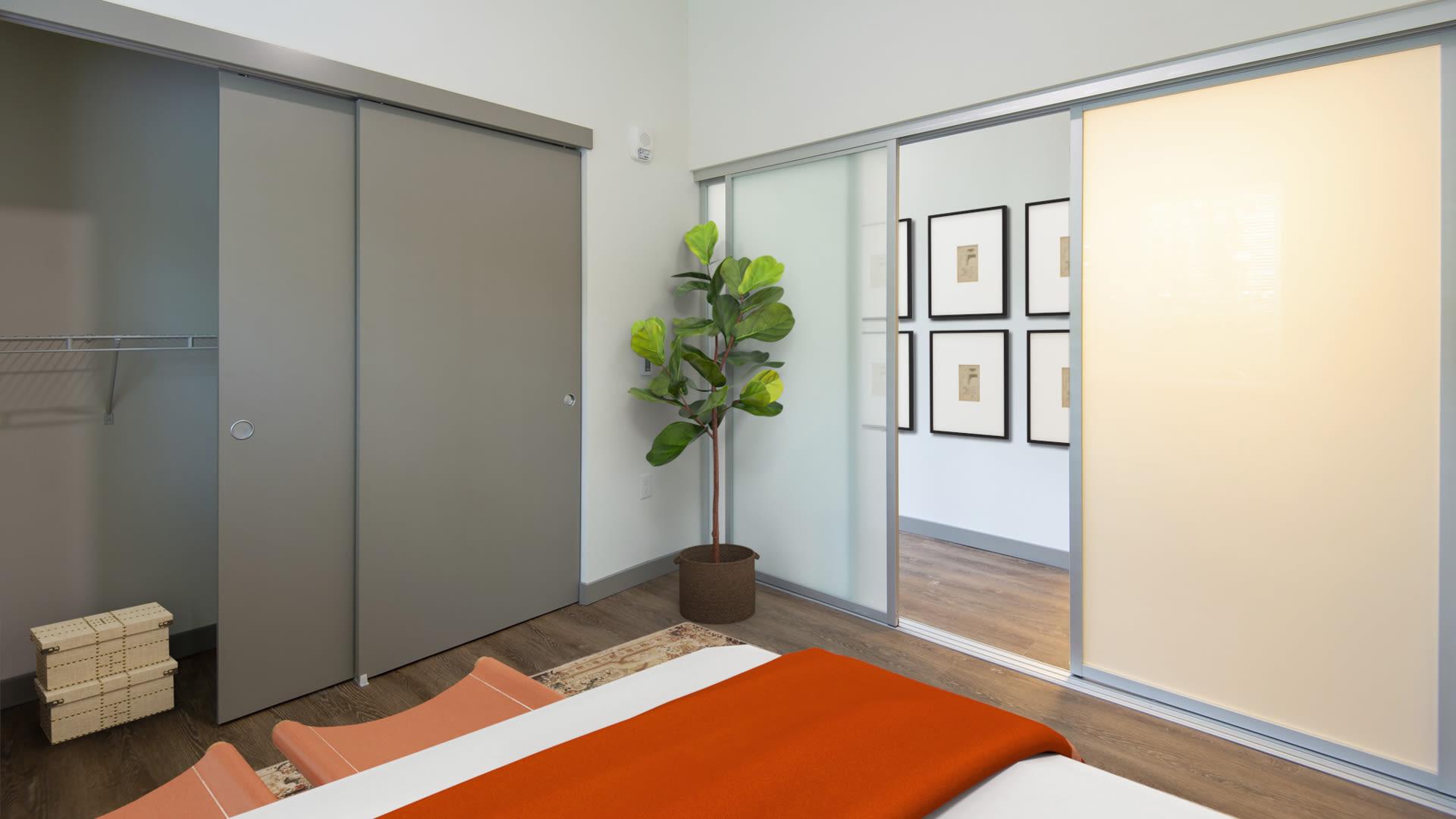 Lane Apartments - Bedroom