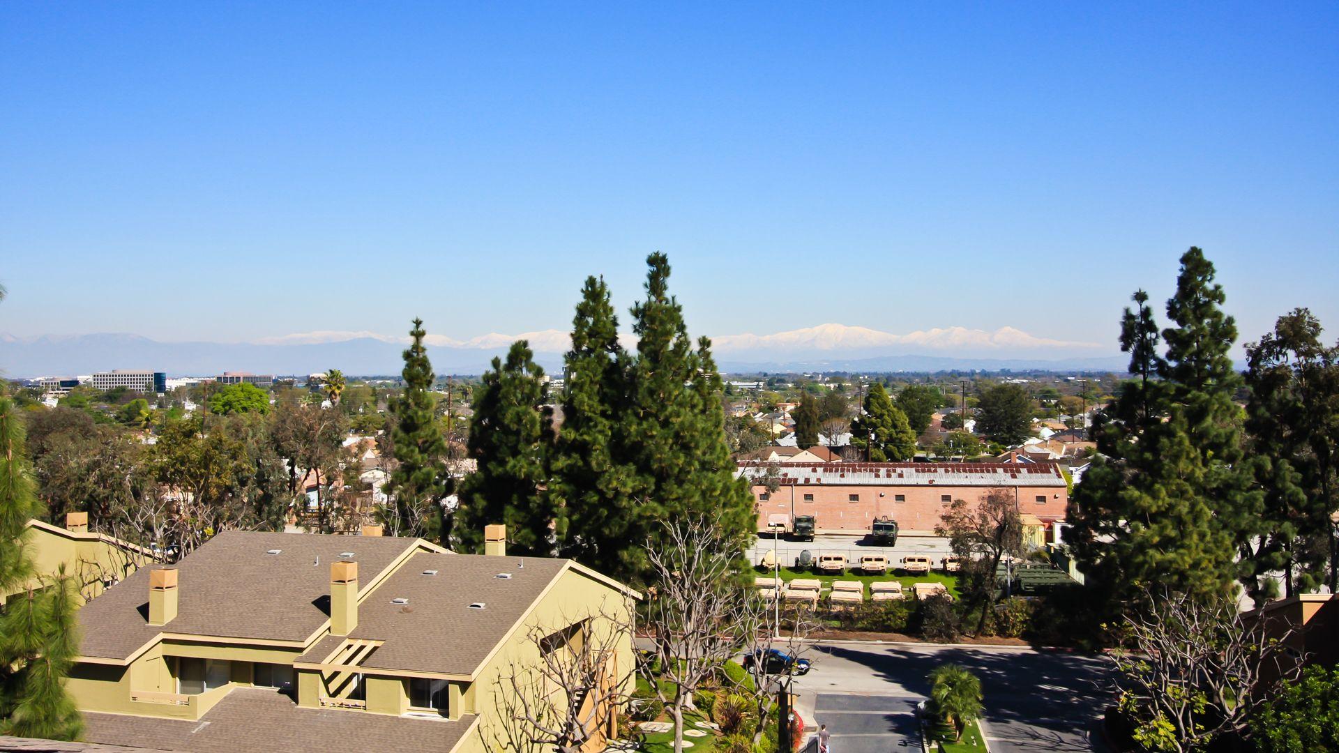 Hathaway Apartments - Views