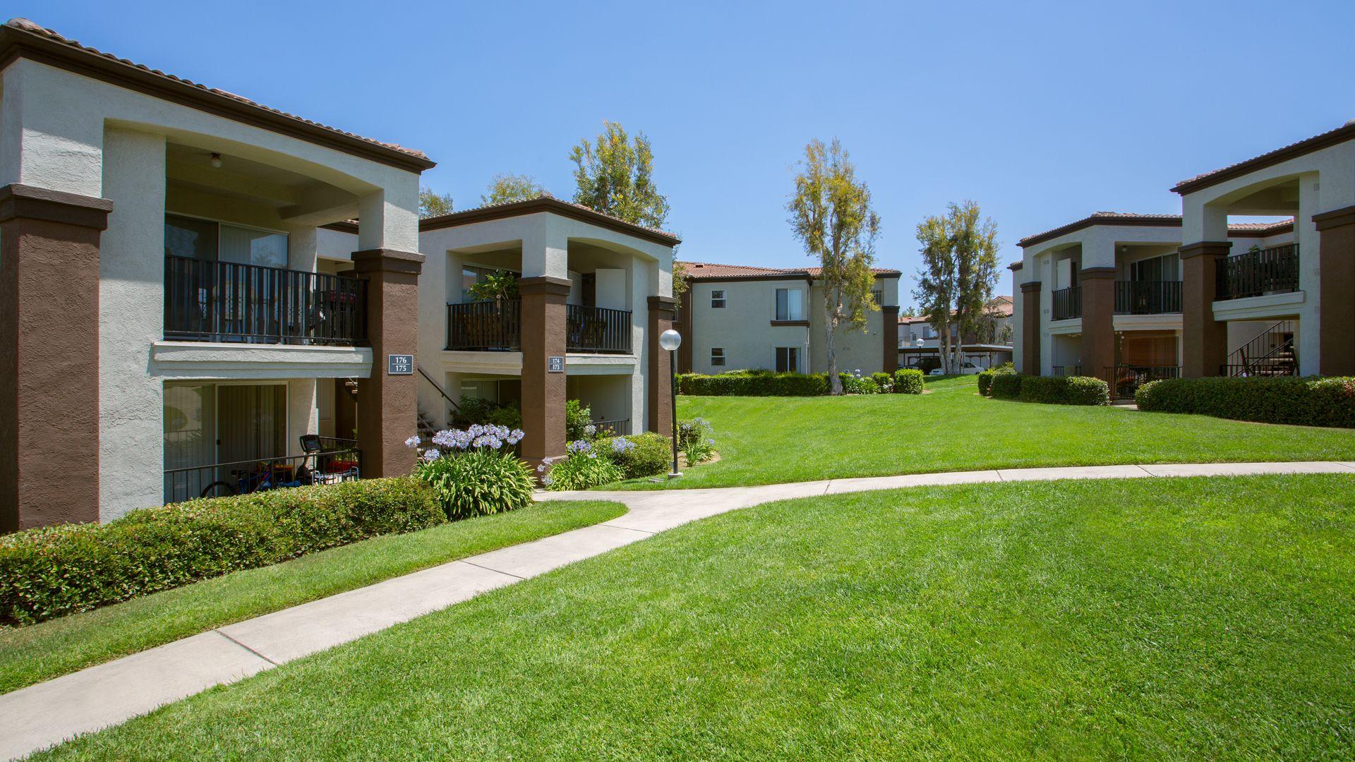 Portofino Apartments - Building