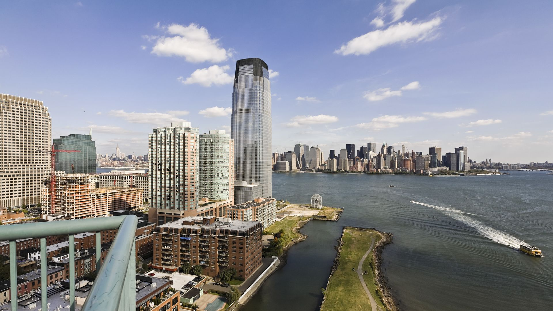 Portside Towers Apartments - Downtown Jersey City - 155 ...