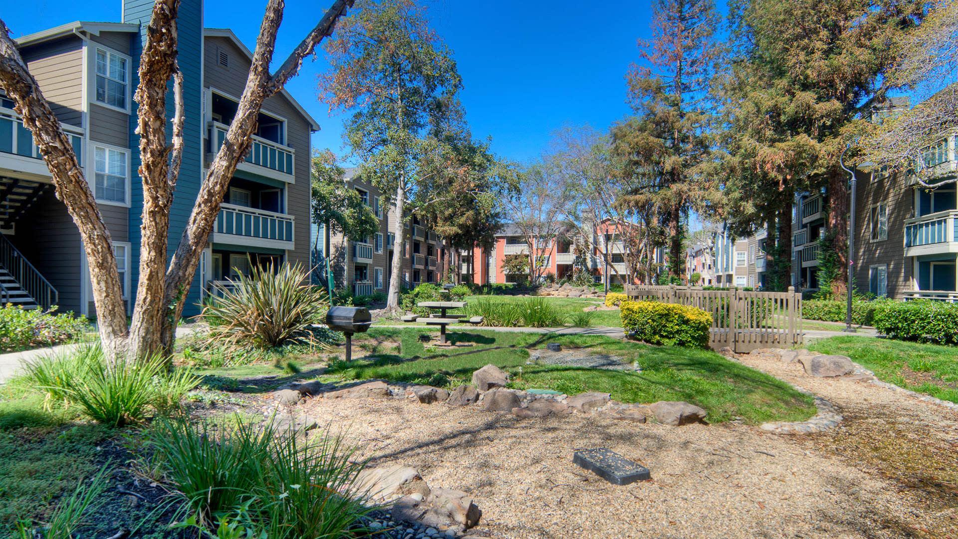 Mill Creek Apartments - Exterior