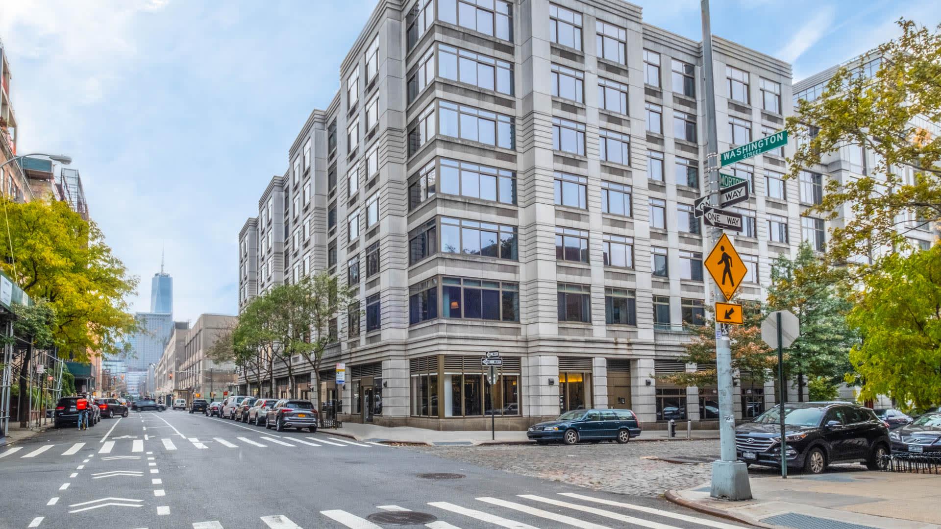 600 Washington Apartments - Exterior