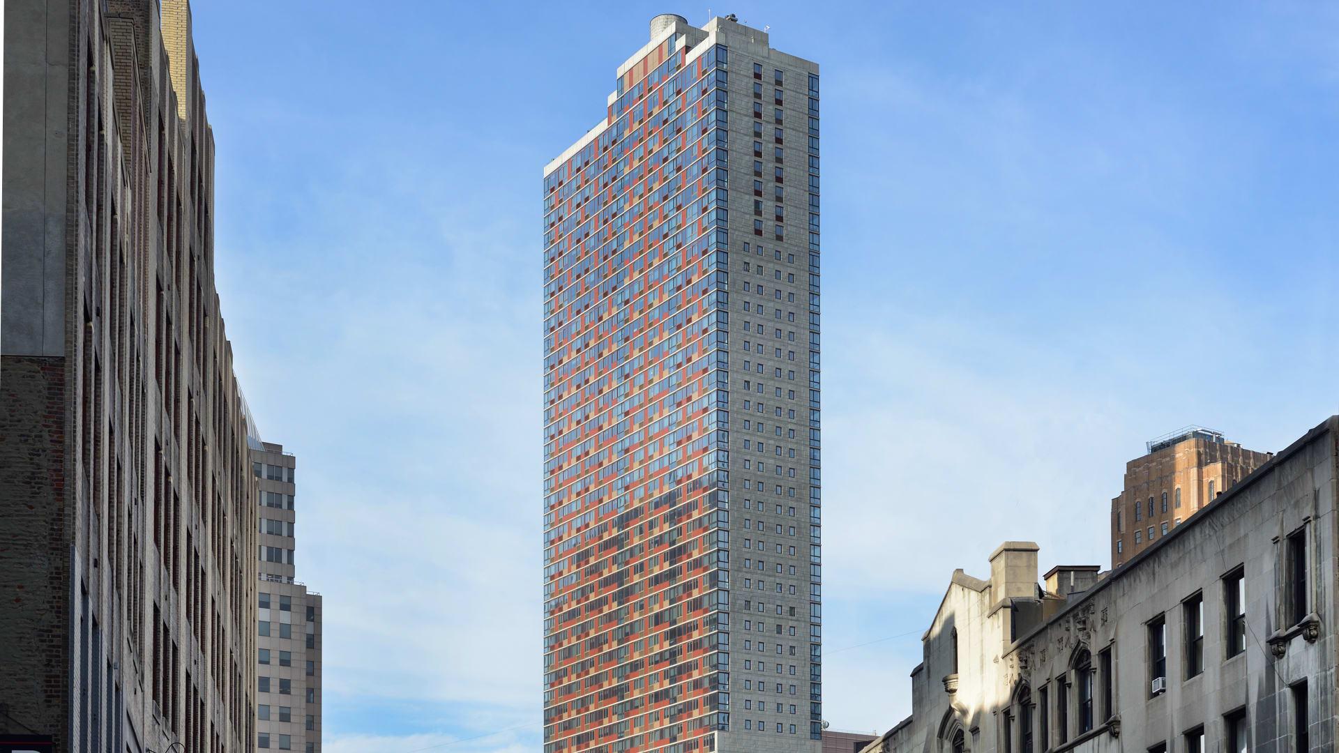 The Brooklyner Apartments - Exterior