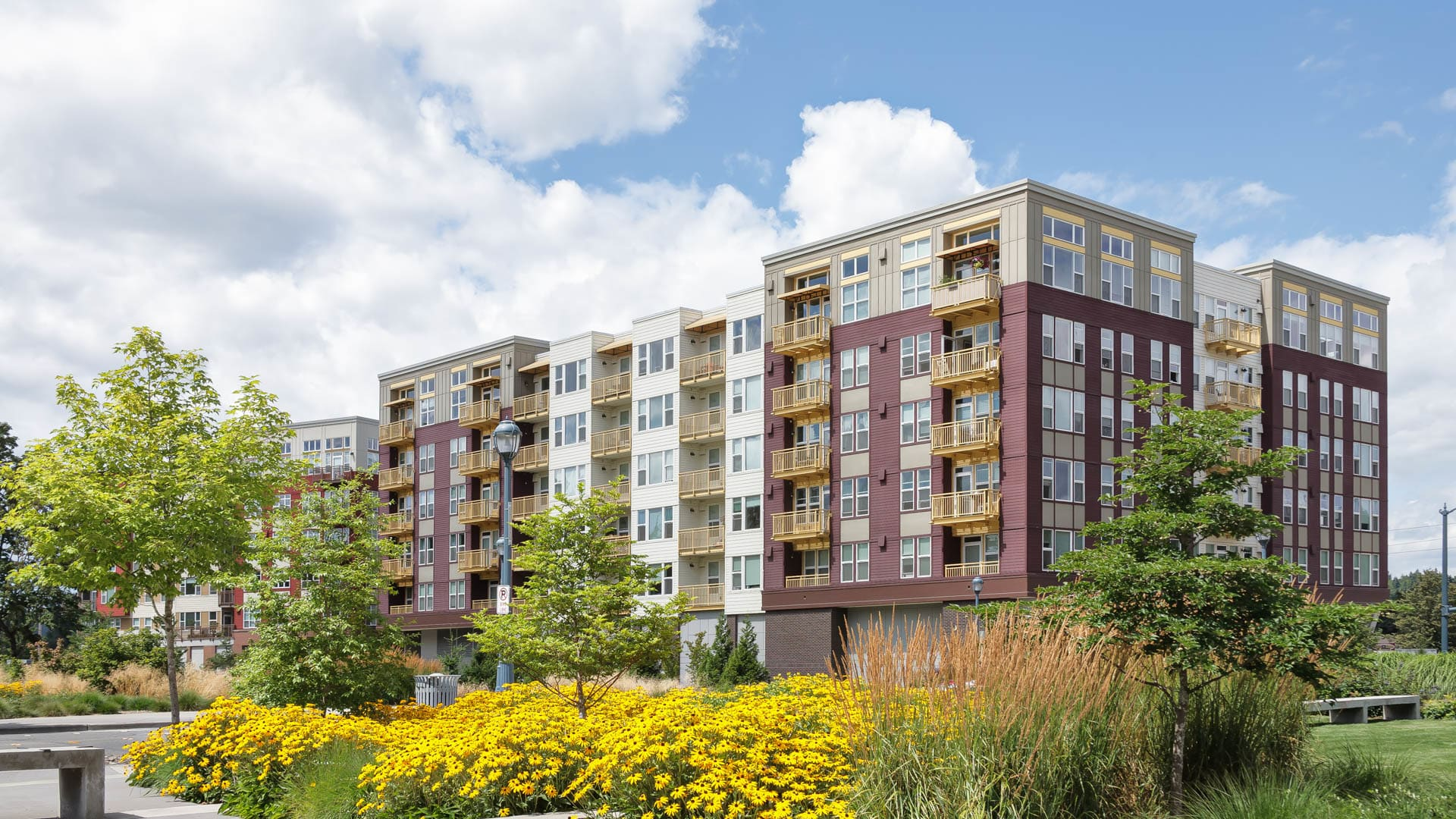 Red160 Apartments - Exterior