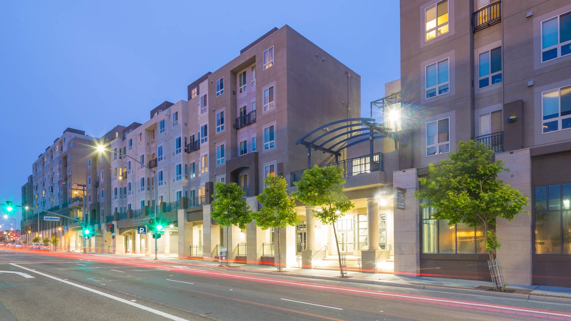 88 Hillside Apartments - Exterior