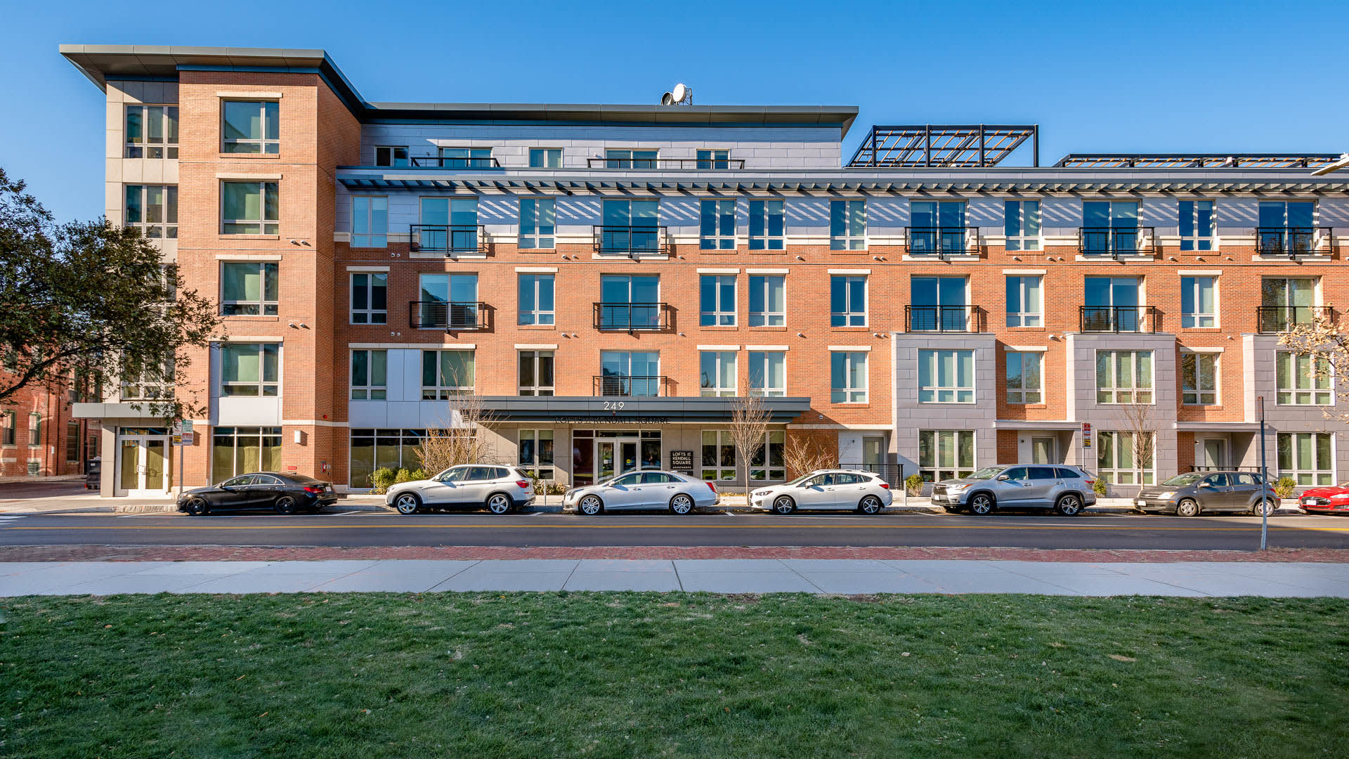 Lofts at Kendall Square Apartments - Exterior
