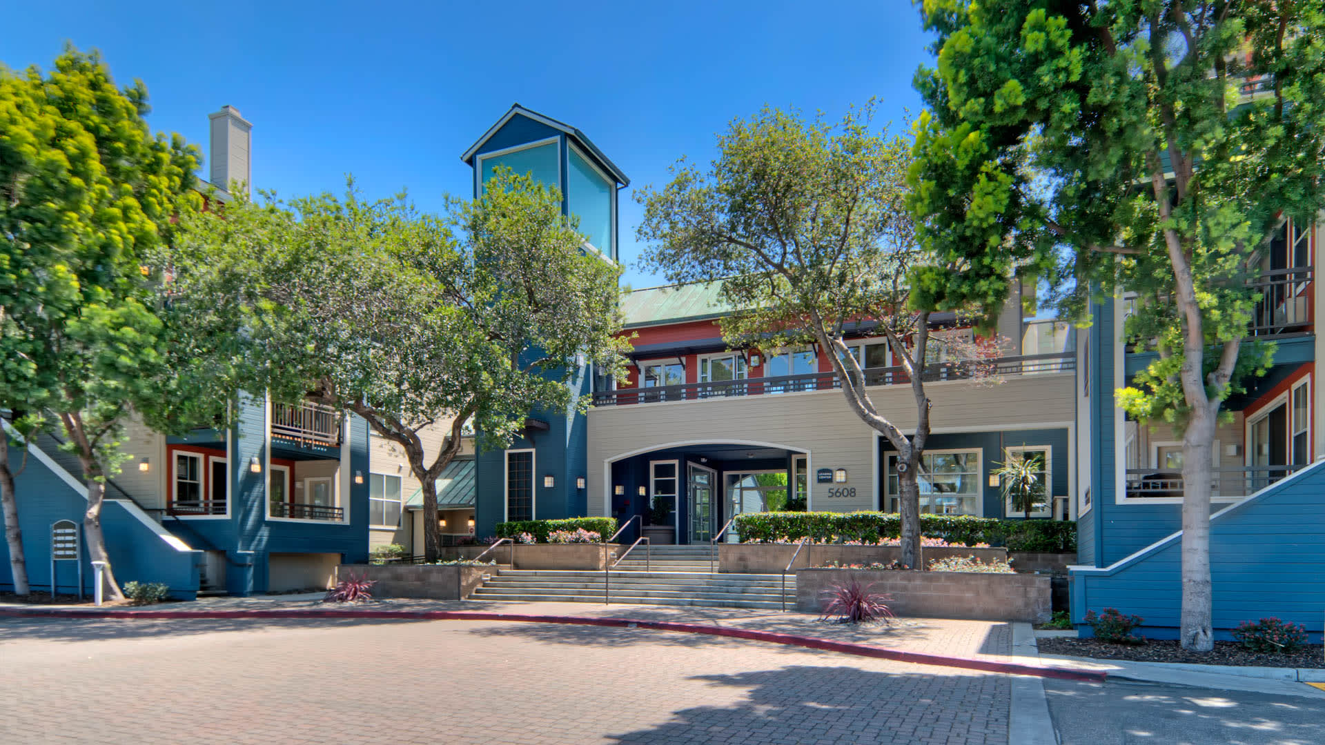 City Gate at Cupertino Apartments - Exterior