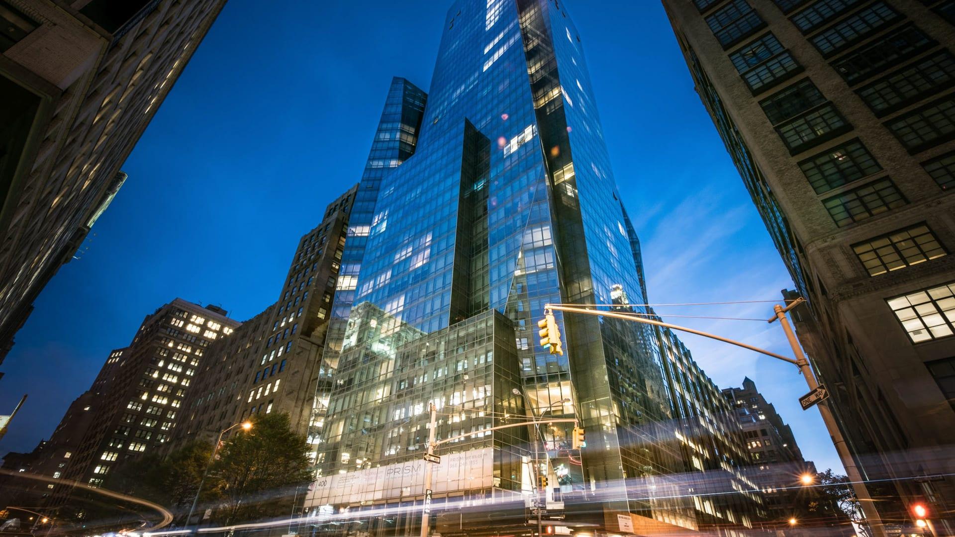 Prism at Park Avenue South Apartments - Exterior