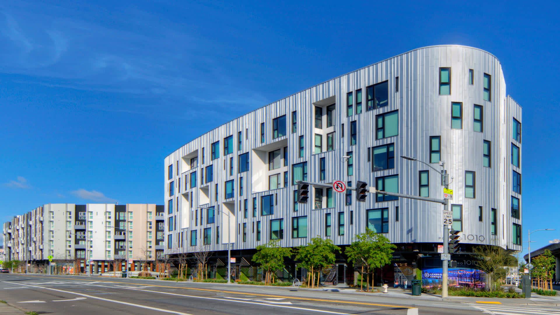 Potrero 1010 Apartments - Exterior