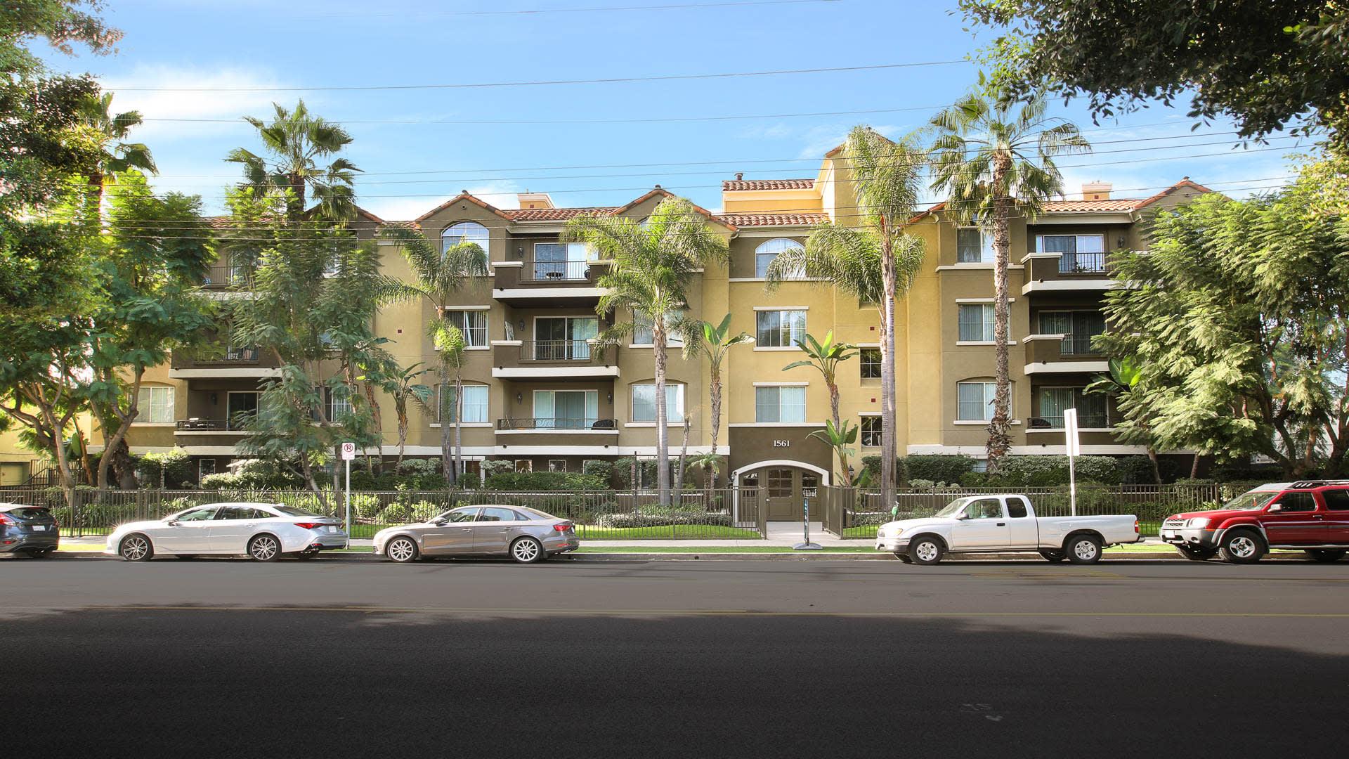 Westside on Barrington Apartments - Exterior