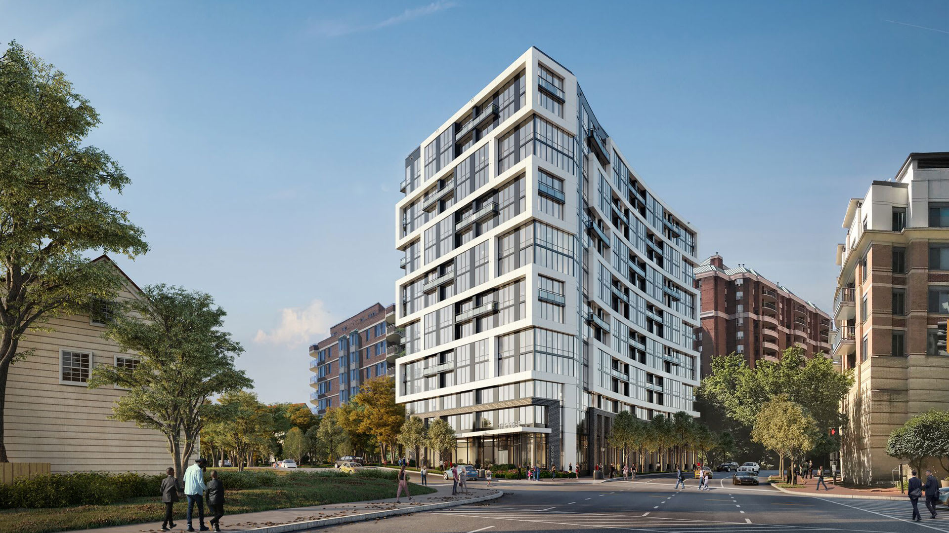 The Edge Apartments - Exterior