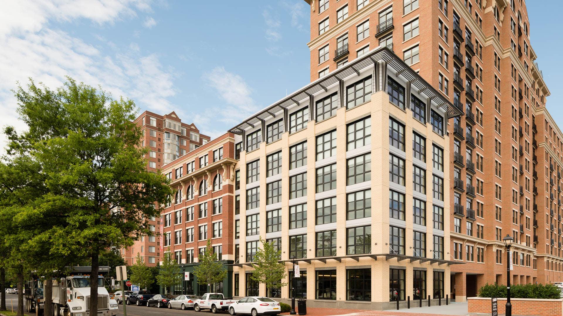The Dalton Apartments - Exterior