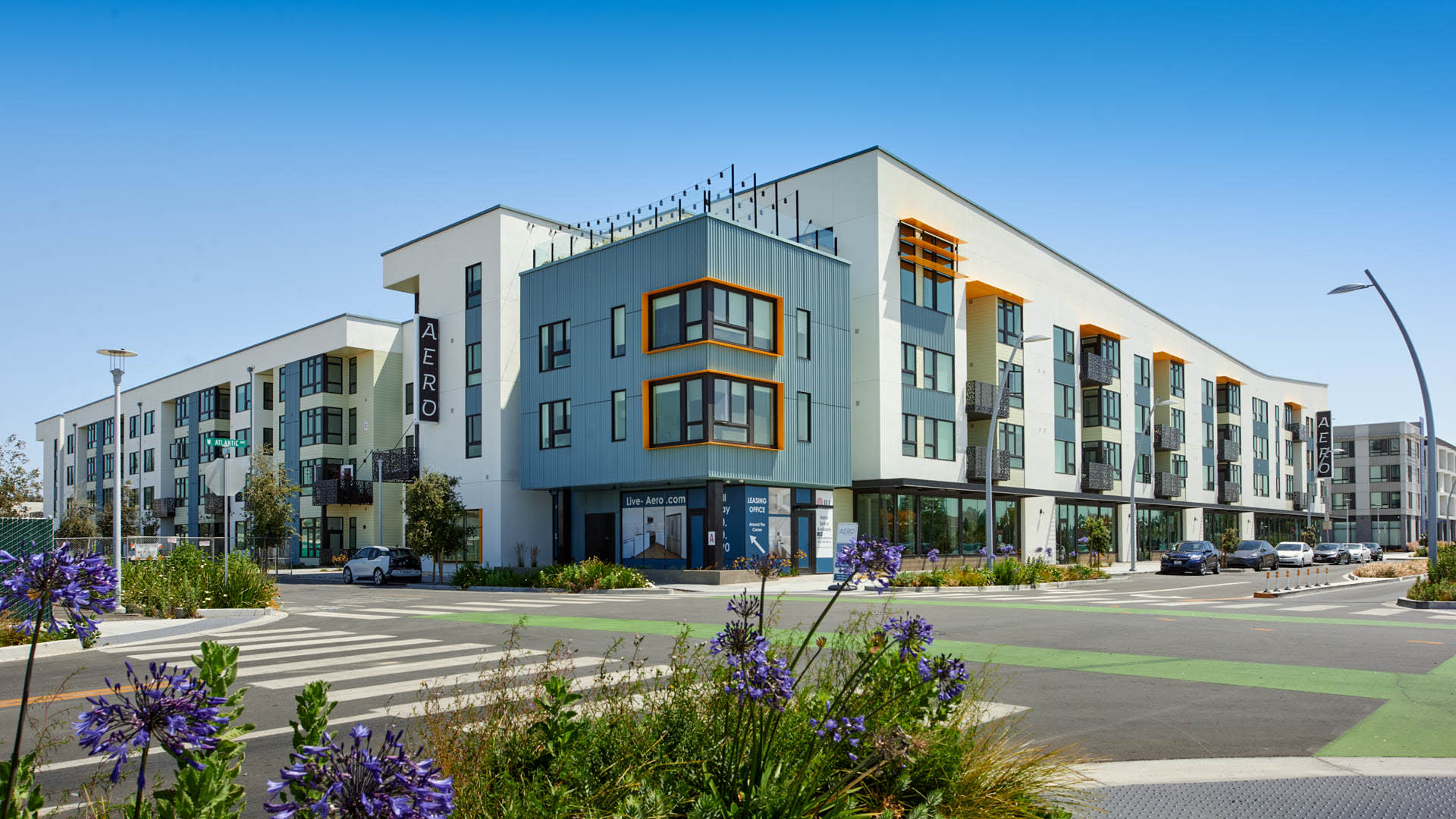 Aero Apartments - Exterior