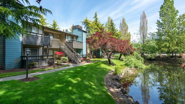 Surrey Downs Apartments - Building Exterior