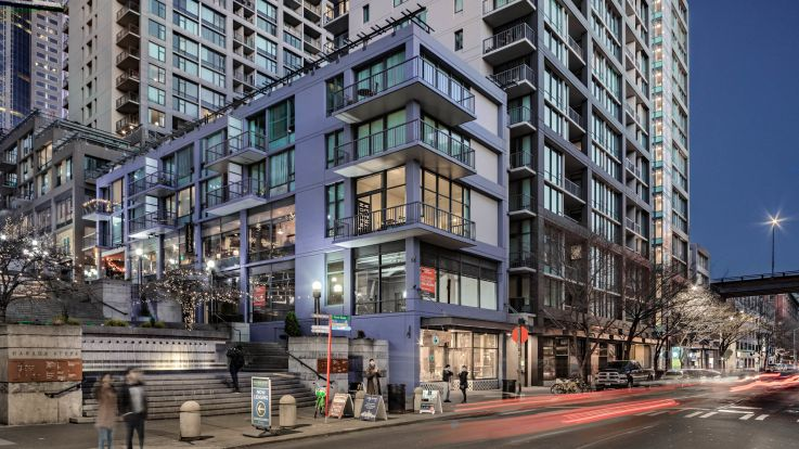 Admirable Downtown Seattle Apartments In Washington From Equity Download Free Architecture Designs Rallybritishbridgeorg