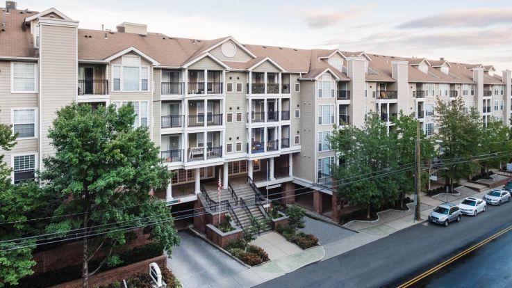 Fairfield Apartments - Exterior