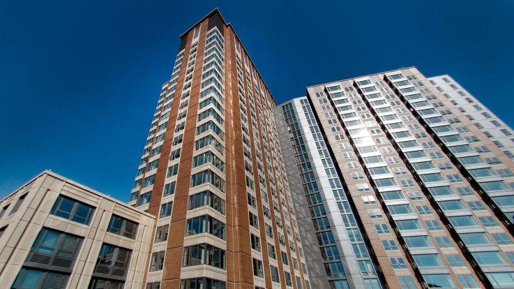 660 Washington Apartments   Building