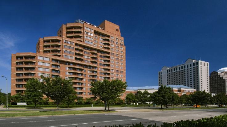 Park at Pentagon Row Apartments - Building