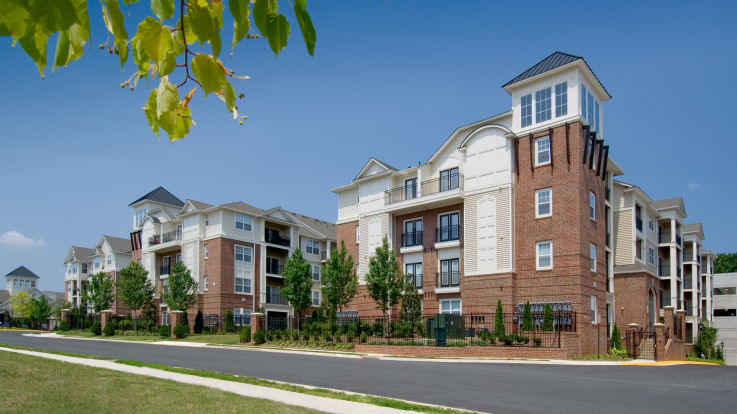 Fairchase Apartments - Building