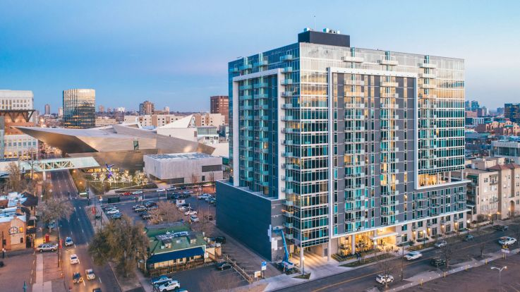Downtown Denver Apartments - 1 Apartment Building from ...