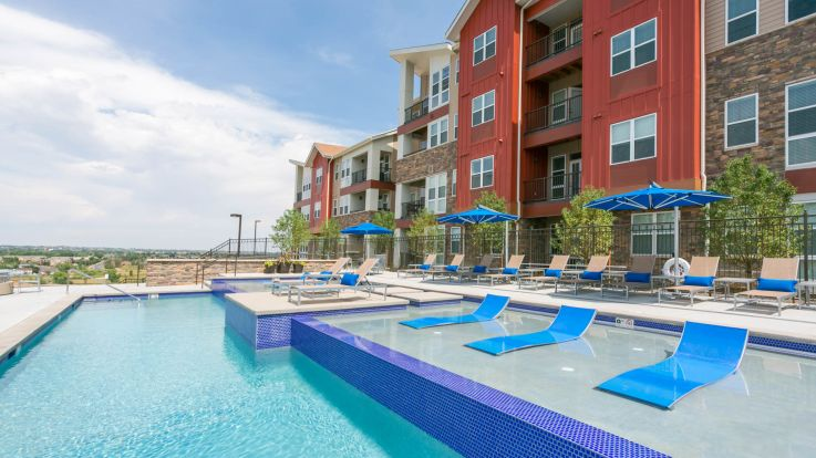The Brodie Apartments - Swimming Pool