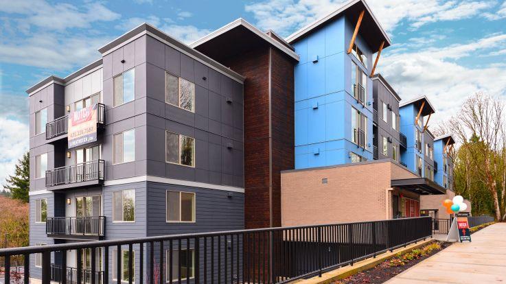 Notch Apartments - Exterior