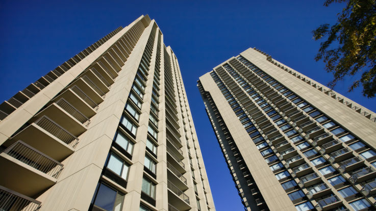 The Towers at Longfellow Apartments - Building - Apartments for Rent Boston