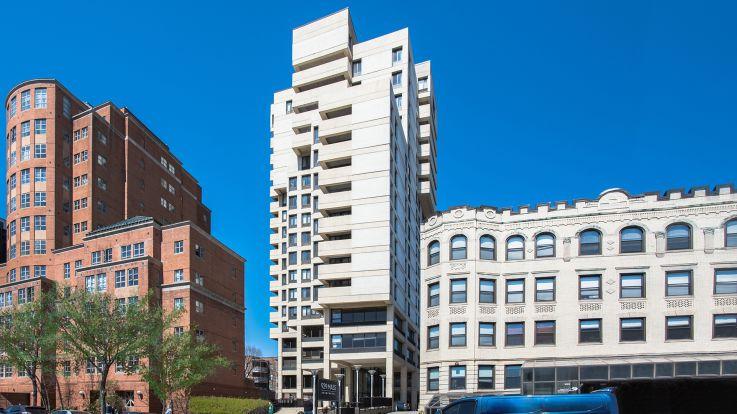 929 Mass - Building