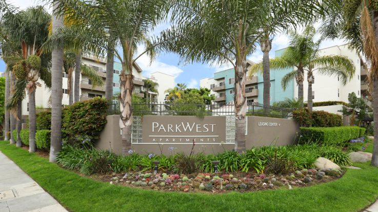 Park West Apartments - Exterior