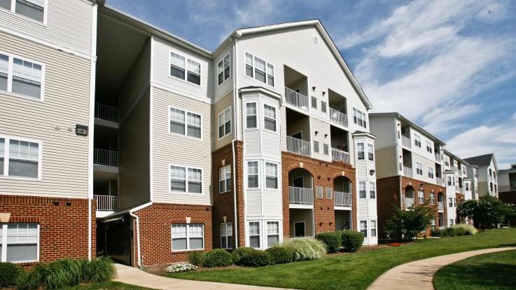 Reserve at Potomac Yard Apartments - Building