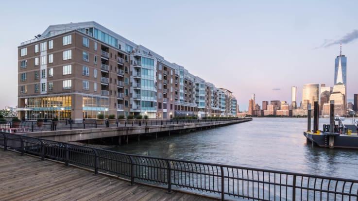 The Pier Apartments - Exterior