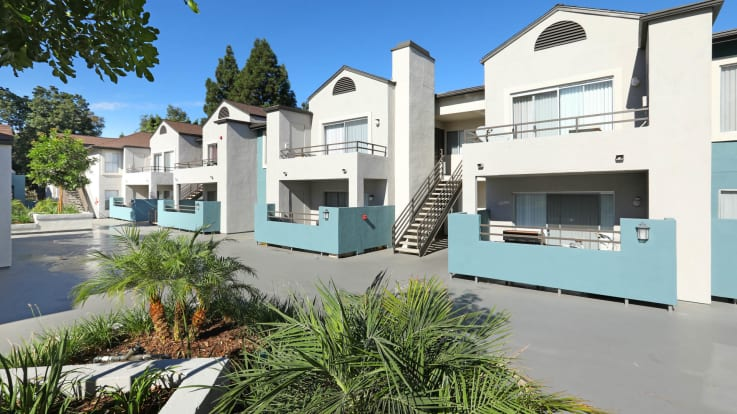Avanti Apartments - Exterior