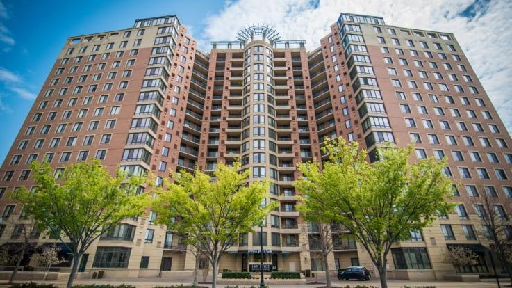 1401 Joyce on Pentagon Row Apartments - Buiding