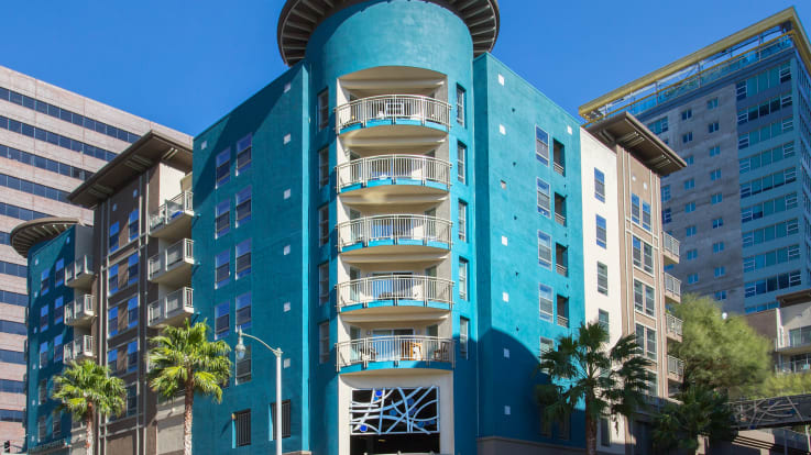 Glo Apartments - Exterior - Apartments for Rent in Los Angeles