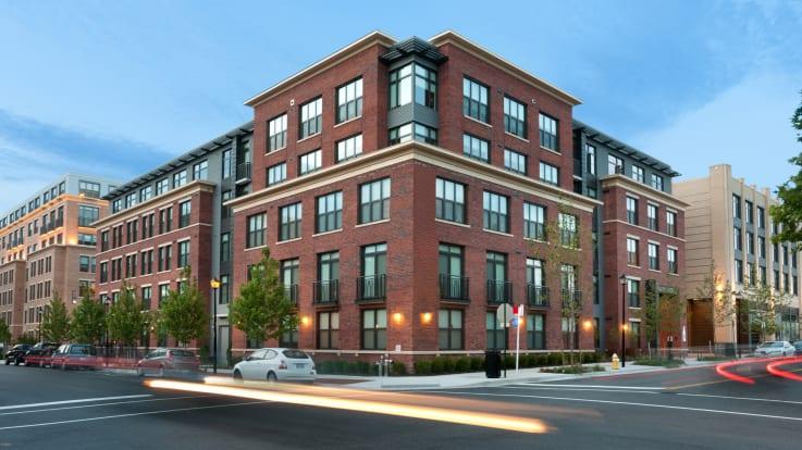 1111 Belle Pre Apartments - Building