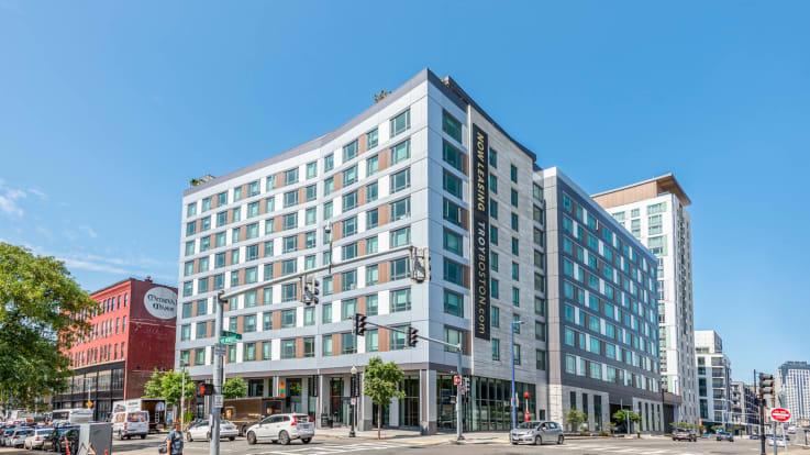 Troy Boston Apartments - Exterior