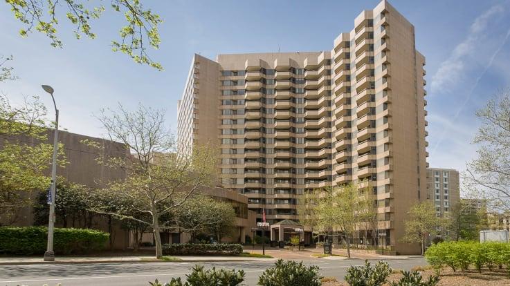 Marlowe Apartments - Building